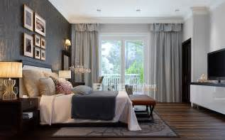 tuananh eke s wood floors heavily styled modern bedroom with textural feature wall