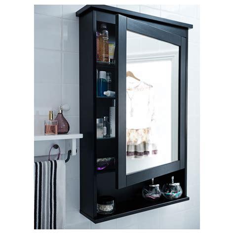 Black Bathroom Mirror Cabinets  Mirror Ideas