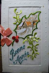 Carte Nouvelle Année : cartes anciennes de bonne annee page 21 ~ Dallasstarsshop.com Idées de Décoration