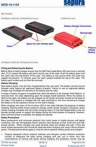 Sepura Srg3500xb Tetra Mobile  Gateway Terminal User Manual