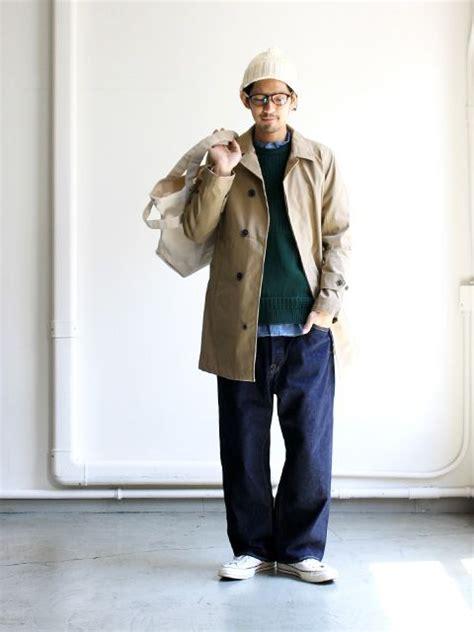 nanamica GORE-TEX Soutien Collar Coat | Menswear ...