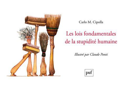 Librerie Universitarie Pisa by Livre Les Lois Fondamentales De La Stupidite Humaine