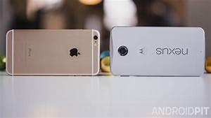 Comparatif Iphone 6 Et Se : comparatif nexus 6 vs iphone 6 plus lequel est le meilleur androidpit ~ Medecine-chirurgie-esthetiques.com Avis de Voitures