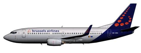 bureau airlines bruxelles brussels airlines 737 300 faib fsx ai bureau