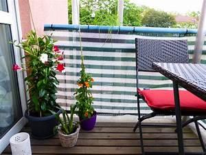 Lösungen Für Kleine Balkone : sonnenschutz f r kleine balkone dw72 hitoiro ~ Bigdaddyawards.com Haus und Dekorationen