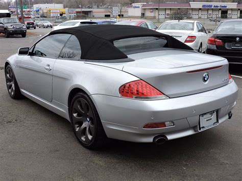 2006 bmw sports car used 2006 bmw 6 series touring at saugus auto mall