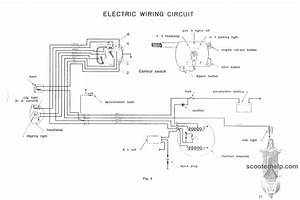 Lambretta Ld 150 Wiring Diagram