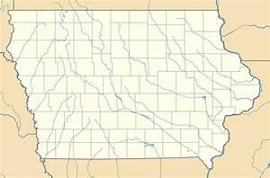 File Usa Iowa Location Map Svg