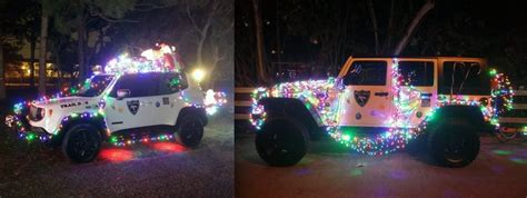 jeep christmas parade get in the spirit with these holiday events in south florida