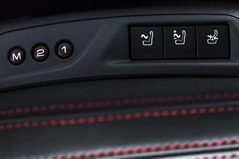siege rcz photo sièges réglables électriques peugeot 308 gt photos