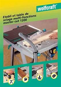 Wolfcraft Master Cut : mode d 39 emploi wolfcraft master cut 1200 trouver une solution un probl me wolfcraft master ~ A.2002-acura-tl-radio.info Haus und Dekorationen