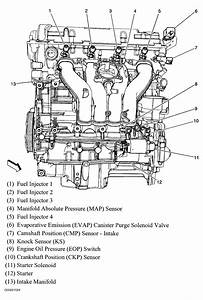 Pontiac Engine Diagram 2 3l