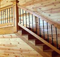 interior wood paneling Knotty Pine Paneling with UV Finish : Buffalo Lumber.