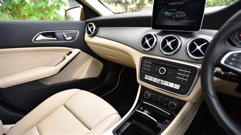 mercedes benz gla   matic interior car