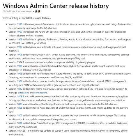 Why you should Replace RDCMan with Windows Admin Center
