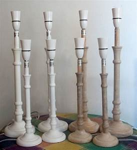 Hand turned wooden table lamp base table lamp parts buy for Table lamp bases wholesale