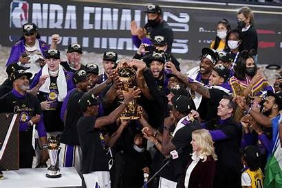 Lakers Los Nba Heat Angeles Miami Finals