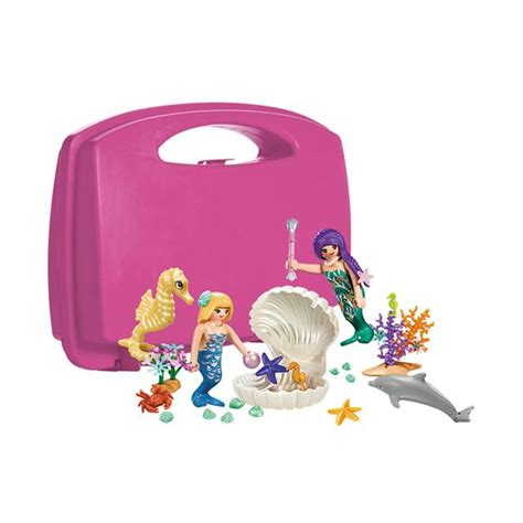 Playmobil Pri Ess Mermaid Carry Case Large