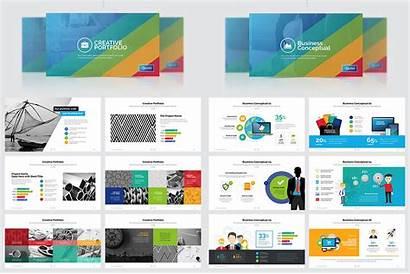 Marketing Template Business Plan Templates Powerpoint