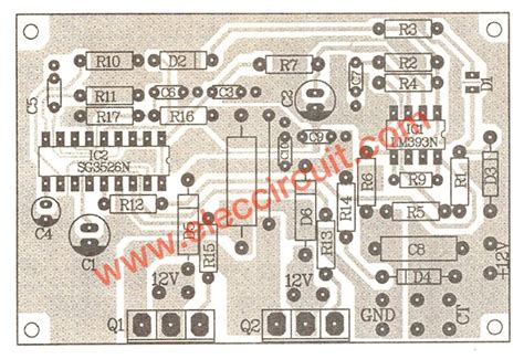 500w power inverter circuit using sg3526 irfp540