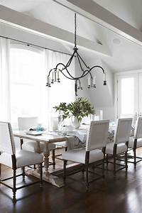 dining room light Style Archive—Awash in White | stacystyle's blog