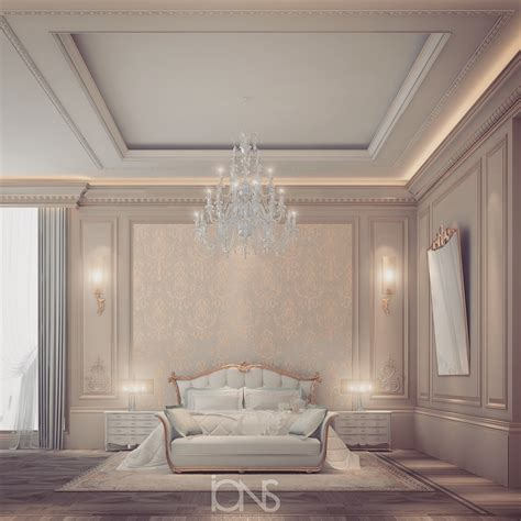 extravagant  pleasingly simple  elegant bedroom