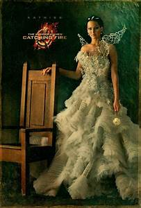 Jennifer Lawrence Stuns In A Wedding Dress In The Hunger ...