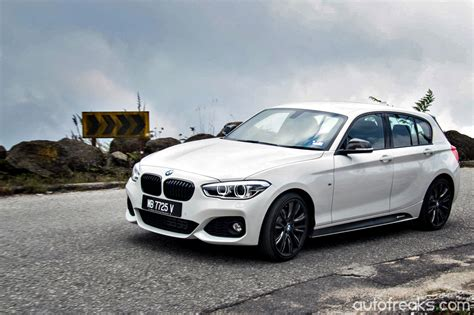 A Road Test And Review Of The Bmw 120i M Sport
