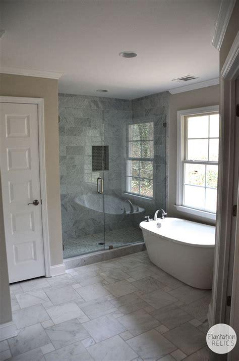 master bathroom  flip house  plantation relics
