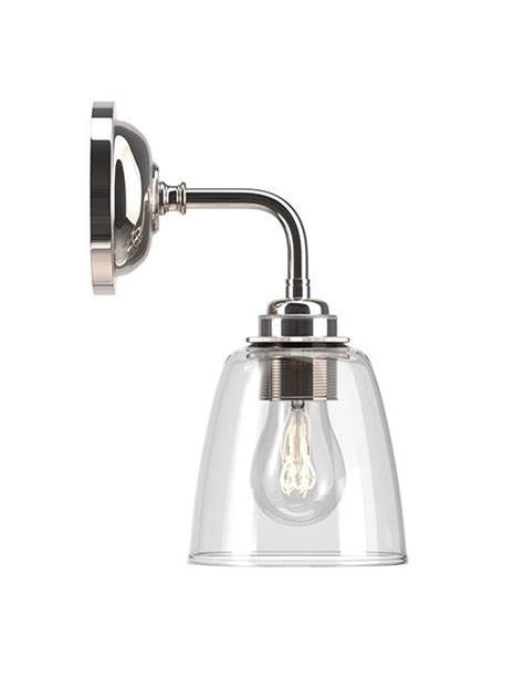 clear glass wall light pixley industrial modern designer contemporary retro style