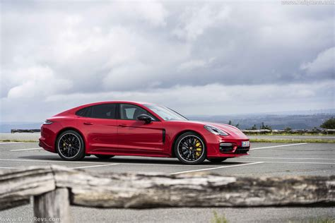 We're also huge fans of the executive models. 2021 Porsche Panamera GTS - Dailyrevs