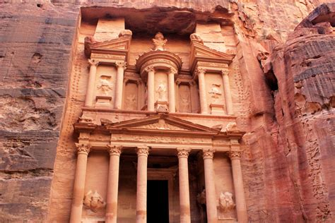 Petra Jordan A Day In The Lost City Of Stone Green And