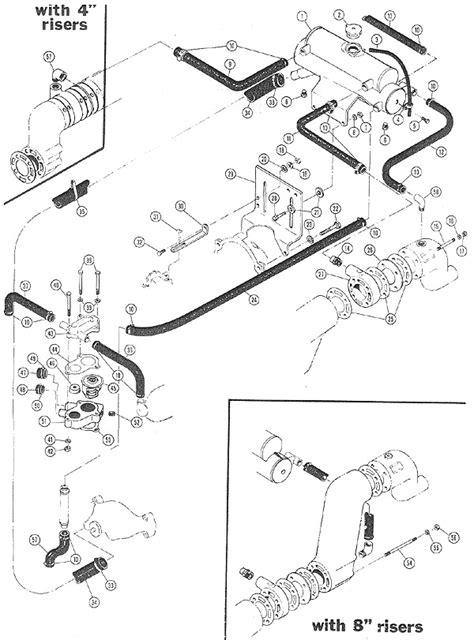 Crusader Fuel Wiring Diagram by Crusader Freshwater Cooling System