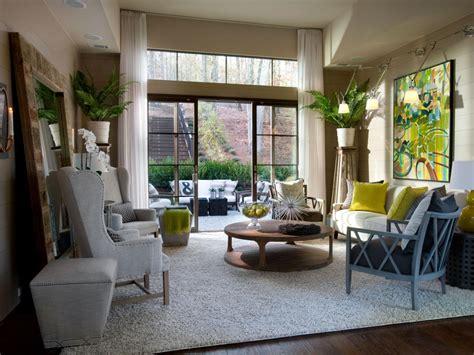 hgtv livingroom hgtv green home 2012 living room pictures hgtv green