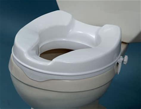 siège toilette surélevé siège de toilette surélevé sans couvercle aquasense