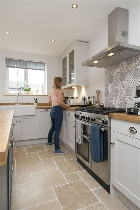 chalkhouse interiors shaker kitchen  rangemaster oven  belfast sink home projects   shaker kitchen kitchen kitchen flooring