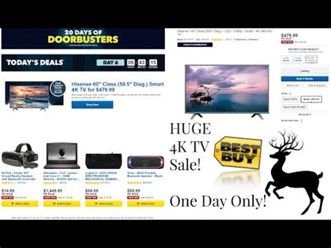 best buy deals of the day best buy deal of the day day 6
