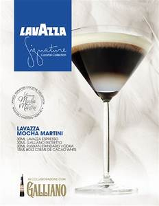Creating the Lavazza Signature Cocktail Collection