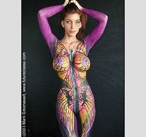 Ths Art Of Body Painting Nude Photos October Gallery