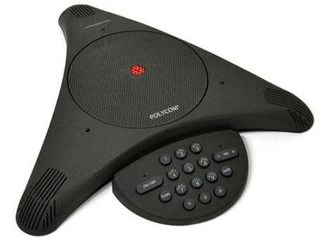 Polycom SoundStation 2201-03308-001 Conference Phone