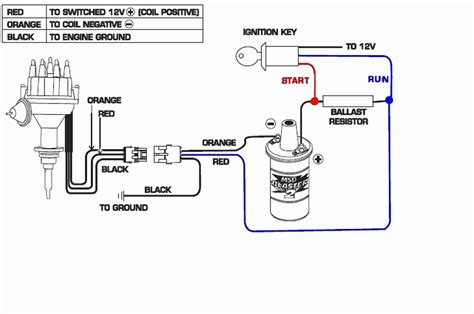 chevy ignition coil wiring diagram 1970 gto wiring