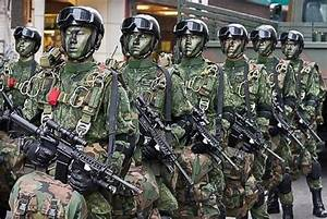 The Most Ferocious Special Forces Around the World | Page ...