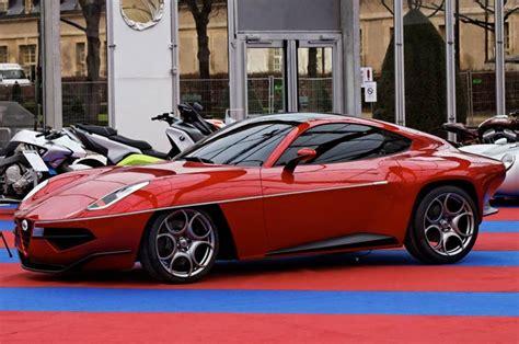disco volante price alfa romeo disco volante concept cars diseno