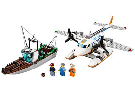 Lego Boat Plane by Coast Guard Plane Lego Shop