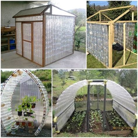 how to build a plastic bottle greenhouse home design