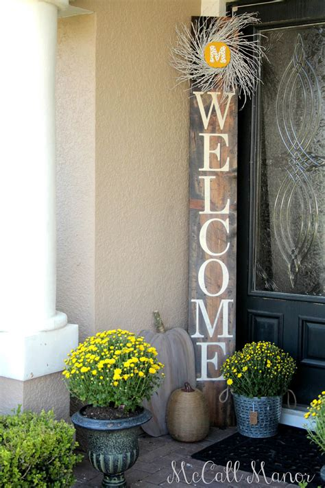 amazing diy  signs   front porch style