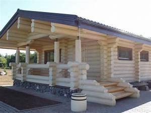 Chalet En Bois Prix : maison rondin bois tarif ~ Premium-room.com Idées de Décoration