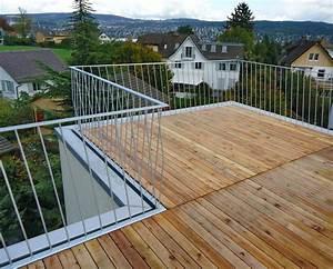 Geländer Holz Terrasse : gel nder terrasse beautiful garten terrasse ~ Watch28wear.com Haus und Dekorationen