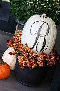 11, Ideas, For, Pretty, Pumpkins