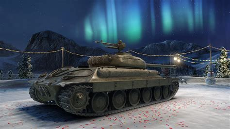Hd Skins Is6, M44, Wz131  The Armored Patrol